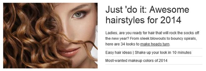 Hair slide copy