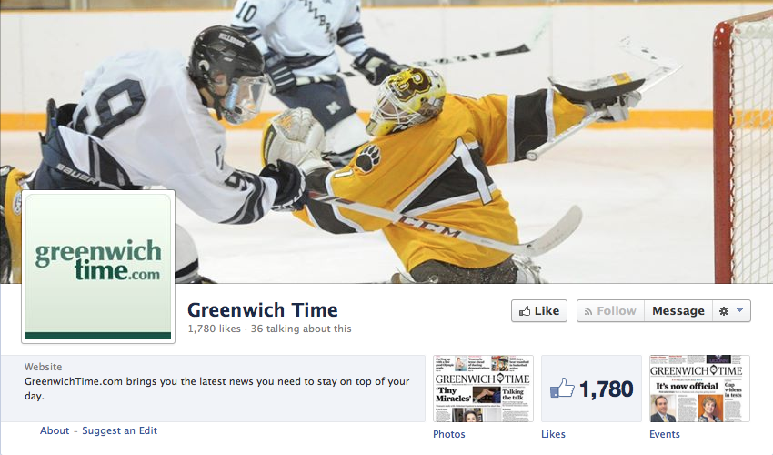 Greenwich Time Facebook page